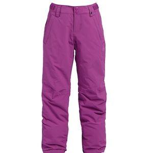 Burton Dryride Girls Snow Ski Snowboard Pants XS